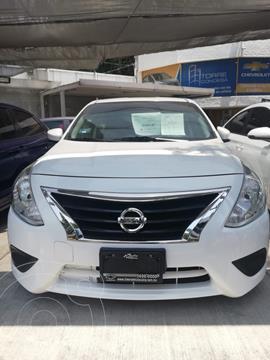 Nissan Versa Sense usado (2019) color Blanco precio $189,500