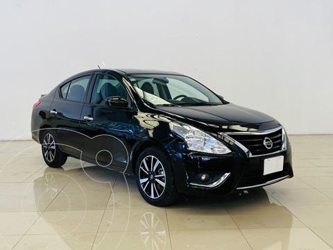 Nissan Versa Exclusive Aut usado (2019) color Negro precio $255,000