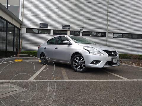 Nissan Versa Exclusive Aut  usado (2015) color Plata Dorado precio $148,000