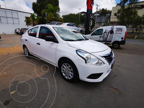 Nissan Versa Drive A/A usado (2018) color Blanco precio $161,000