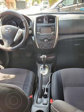 Nissan Versa Advance Aut usado (2015) color Bronce precio $120,000