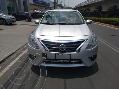 Nissan Versa Advance usado (2019) color Plata Dorado precio $210,000