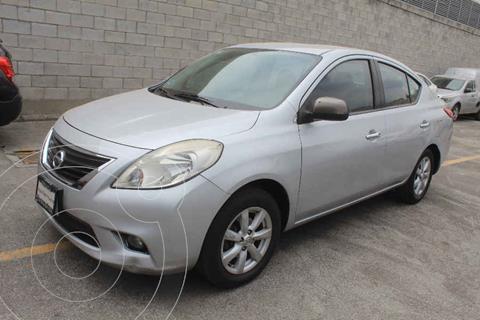 Nissan Versa Advance Aut usado (2012) color Plata precio $109,000