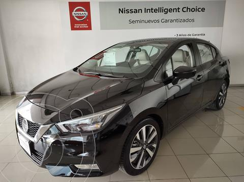 Nissan Versa Platinum Aut usado (2020) color Negro precio $339,900