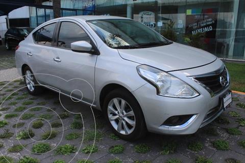Nissan Versa Advance usado (2017) color Plata precio $166,000