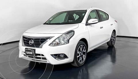Nissan Versa Advance usado (2017) color Blanco precio $162,999