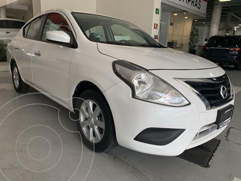 Nissan Versa Sense Aut usado (2019) color Blanco precio $189,900