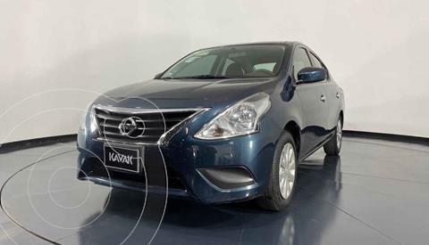Nissan Versa Advance usado (2017) color Azul precio $152,999