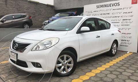 Nissan Versa Advance usado (2012) color Blanco precio $134,000