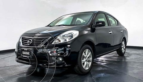 Nissan Versa Advance usado (2013) color Negro precio $127,999