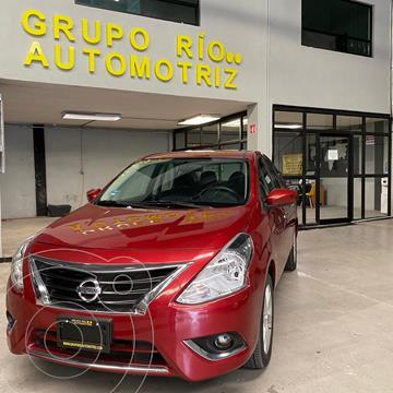 Nissan Versa Advance usado (2017) color Rojo precio $165,000