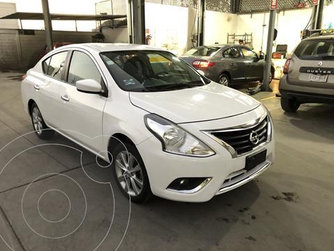 Nissan Versa Advance Aut usado (2016) color Blanco precio $155,000