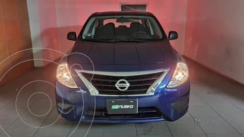 Nissan Versa Drive A/A usado (2020) color Azul precio $189,000