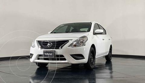 Nissan Versa Sense Aut usado (2018) color Blanco precio $192,999
