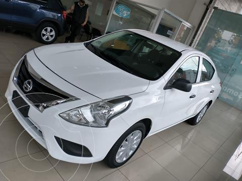 Nissan Versa Drive usado (2018) color Blanco precio $159,900