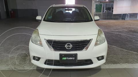 Nissan Versa Advance usado (2013) color Blanco precio $115,000