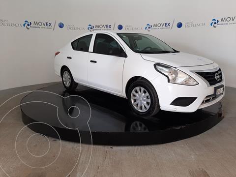Nissan Versa Drive usado (2018) color Blanco precio $179,000