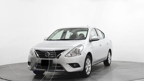 Nissan Versa Advance usado (2016) color Plata Dorado precio $159,000