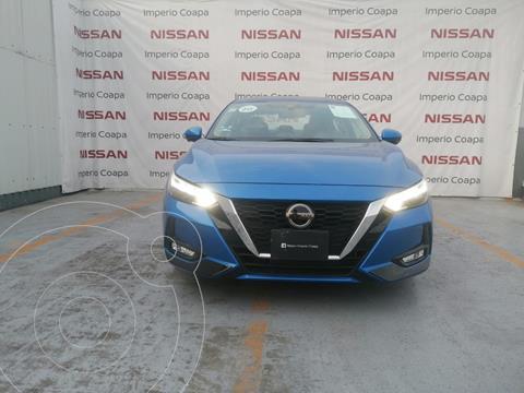 Nissan Versa Exclusive Aut usado (2020) color Azul precio $399,000