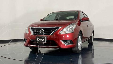 Nissan Versa Advance Aut usado (2017) color Rojo precio $183,999