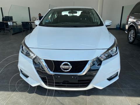 Nissan Versa Advance usado (2020) color Blanco precio $265,000