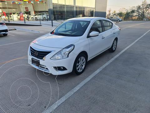 Nissan Versa Advance usado (2016) color Blanco precio $155,000