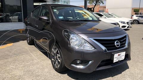 Nissan Versa Advance Aut usado (2019) color Gris Oscuro precio $219,000
