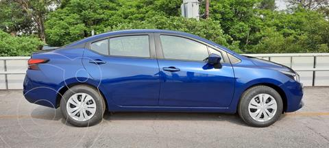 Nissan Versa Sense Aut nuevo color Azul precio $285,900