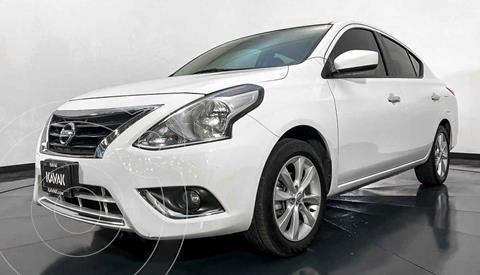 Nissan Versa Advance usado (2018) color Blanco precio $199,999