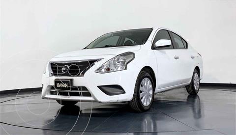 Nissan Versa Sense Aut usado (2018) color Blanco precio $195,999