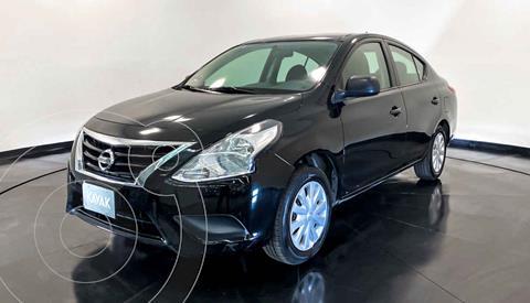 Nissan Versa Drive usado (2018) color Negro precio $159,999