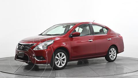 Nissan Versa Advance usado (2017) color Rojo precio $156,771
