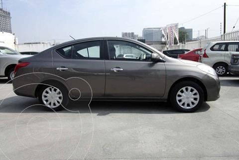 Nissan Versa Sense usado (2012) color Beige precio $120,990
