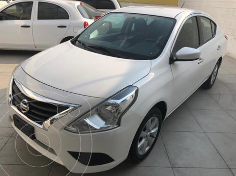 Nissan Versa Sense Aut usado (2019) color Blanco precio $195,000