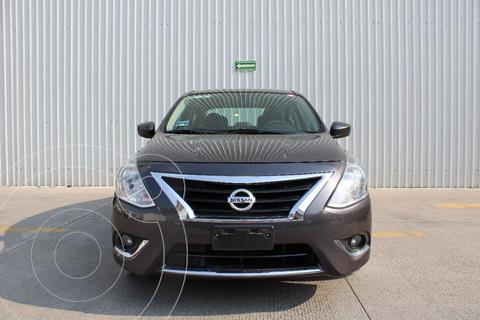 Nissan Versa Advance usado (2015) color Granito precio $145,000