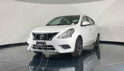 Nissan Versa Exclusive Aut  usado (2016) color Blanco precio $174,999