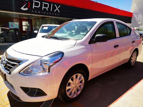 Nissan Versa Drive A/A usado (2018) color Blanco precio $156,000