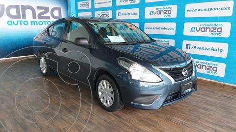 Nissan Versa Drive Aut usado (2017) color Azul precio $150,000