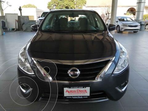 Nissan Versa Advance Aut usado (2019) color Blanco precio $205,000