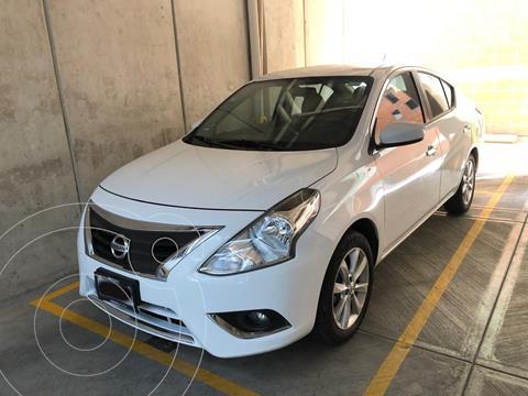 Nissan Versa Advance Aut usado (2017) color Blanco precio $155,000