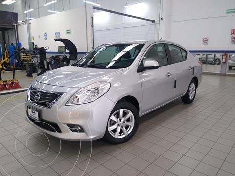 Nissan Versa Advance usado (2013) color Plata Dorado precio $139,000