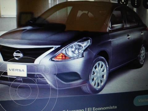 Nissan Versa 4 PTS ADVANCE, AT, A/AC, VE, F NIEBLA, RA-16 usado (2021) color Azul Marino precio u$s291,007