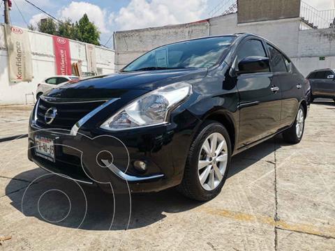 Nissan Versa Advance Aut usado (2018) color Negro precio $189,000