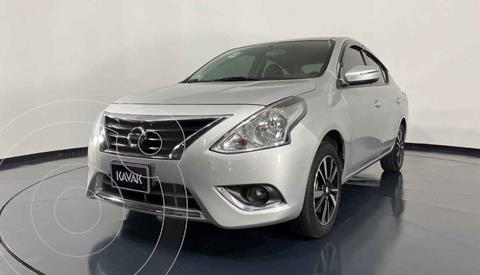 Nissan Versa Exclusive Aut usado (2019) color Plata precio $262,999