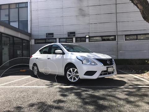 Nissan Versa Sense usado (2019) color Blanco precio $198,000