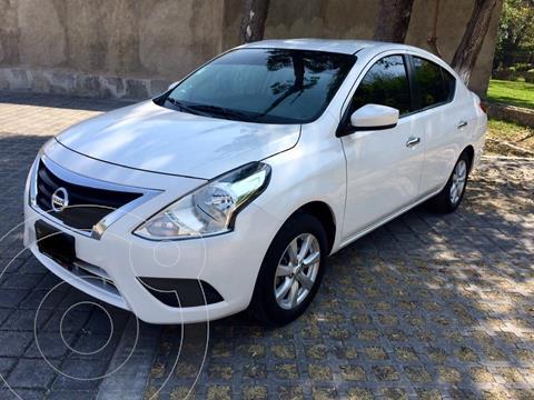 Nissan Versa Advance usado (2019) color Blanco precio $175,000