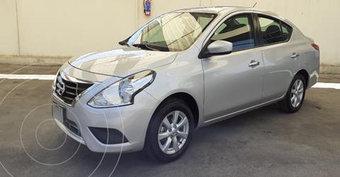 Nissan Versa Sense Aut usado (2019) color Plata Dorado precio $168,900