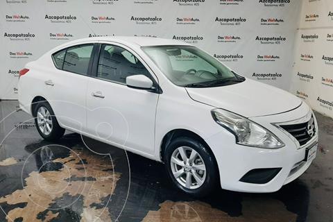 Nissan Versa Sense Aut usado (2019) color Blanco precio $209,990