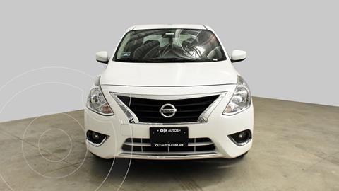 Nissan Versa Advance usado (2018) color Blanco precio $163,000