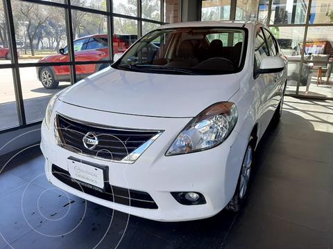 Nissan Versa Advance  usado (2014) color Blanco precio $115,000